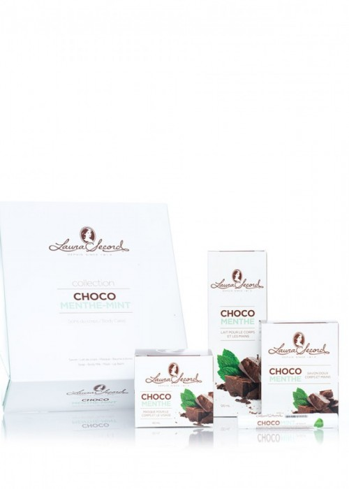 COFFRET CHOCO MENTHE LAURA SECORD