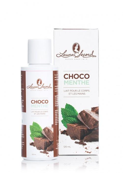 Lait corporel - Choco Menthe
