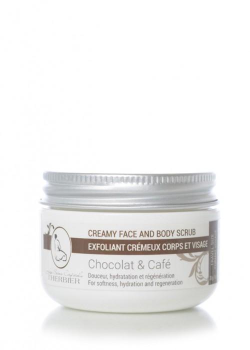 Exfoliant - Chocolat et Café Bio-équitable 30g