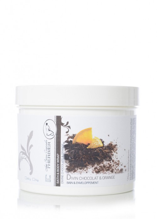 Bain et Enveloppement - Divin Chocolat & Orange