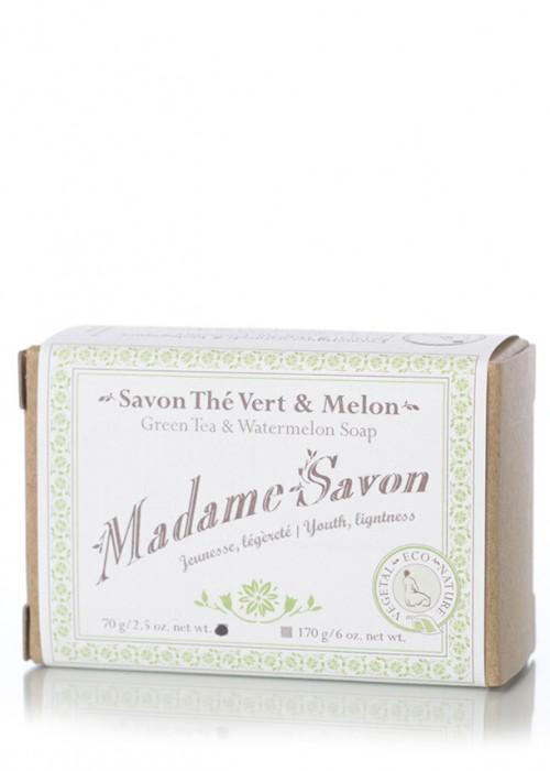 Madame Savon |  Thé Vert et Melon