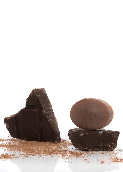 Le Savon - Chocolat Noir