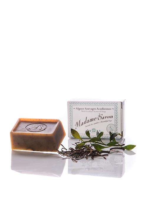 Madame Savon | Algues Sauvages Acadiennes