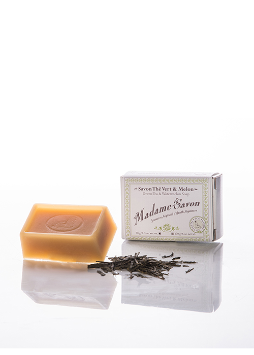 Madame Savon - Green Tea & Watermelon