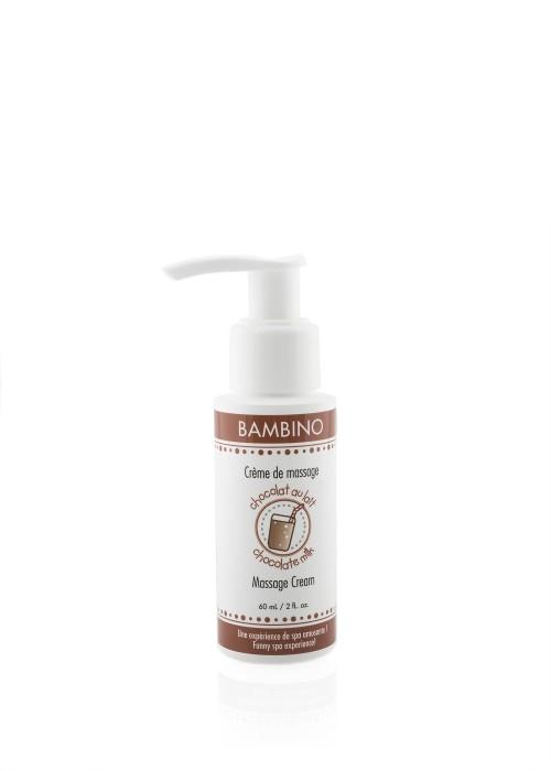 Bambino | Crème de Massage - Chocolat au Lait