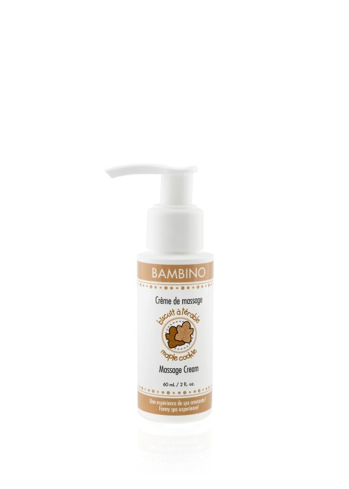 Bambino - Maple Cookie Massage Cream