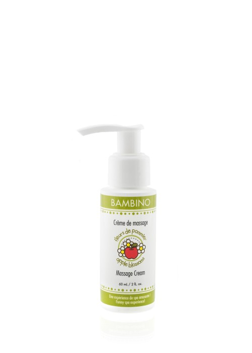 Apple Blossoms Massage Cream