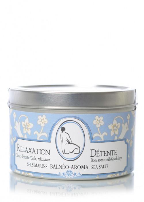 Balnéo-Arôma | Sels marins - Relaxation et Détente