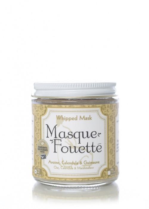 Masque Fouetté - Avoine, Calendula et Guimauve