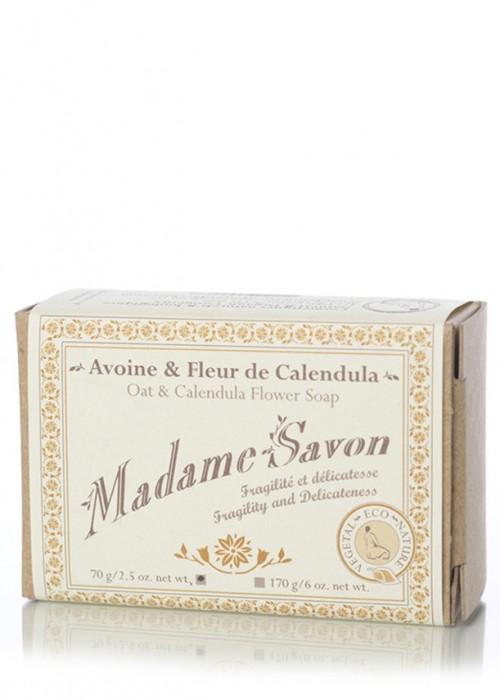 Madame Savon | Avoine et Fleurs de Calendula