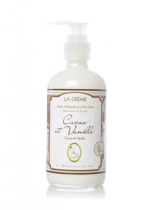Crème - Cacao et Vanille