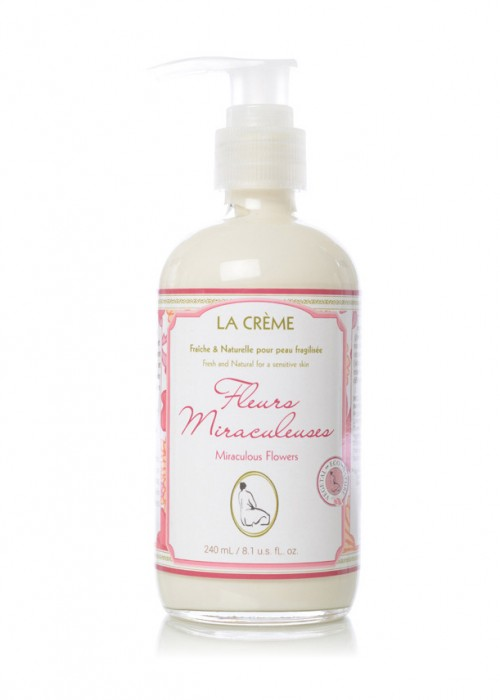 Cream - Miraculous Flowers Face and Body Lotion