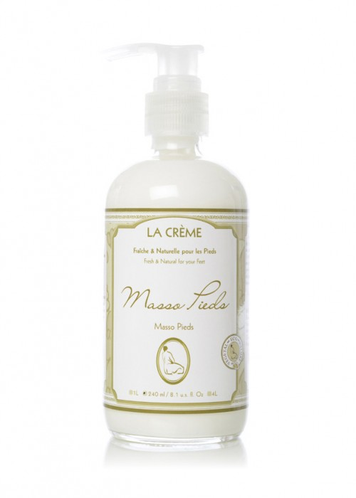 Crème - Masso Pieds