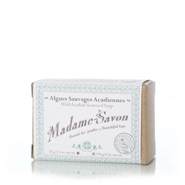 Madame Savon – Algues Sauvages Acadiennes