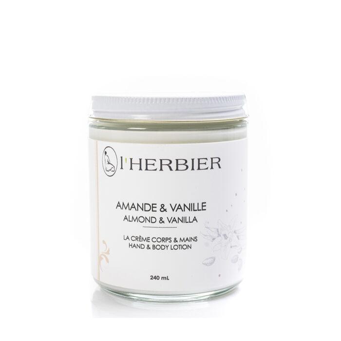 La Crème – Amande et Vanille