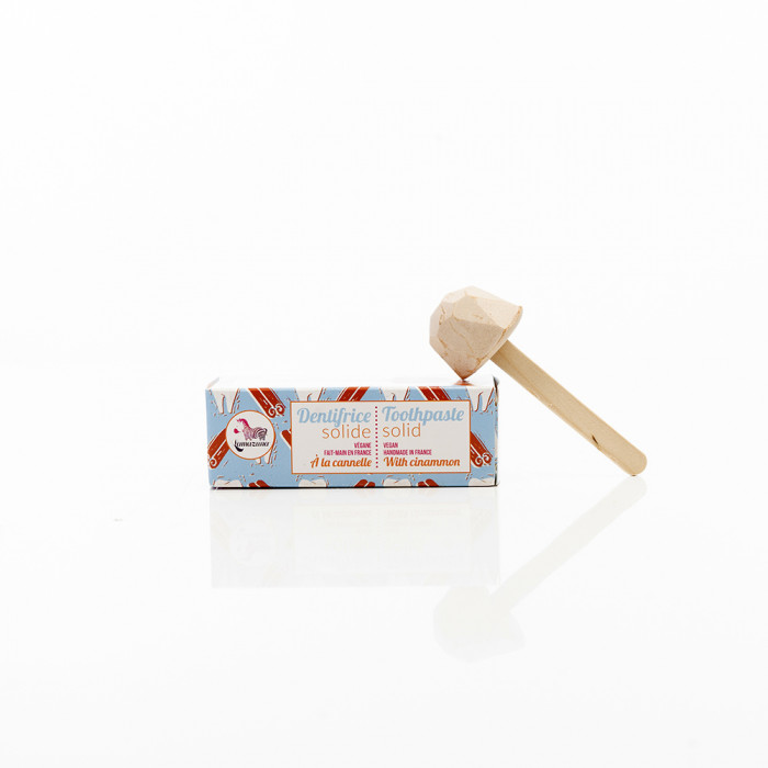 Dentifrice solide – Cannelle