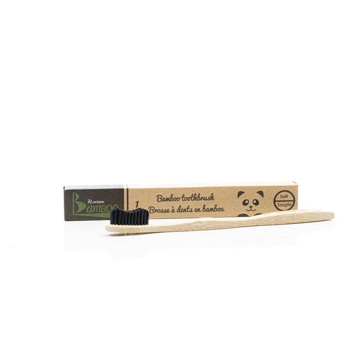 Brosse à dents en bambou – unité