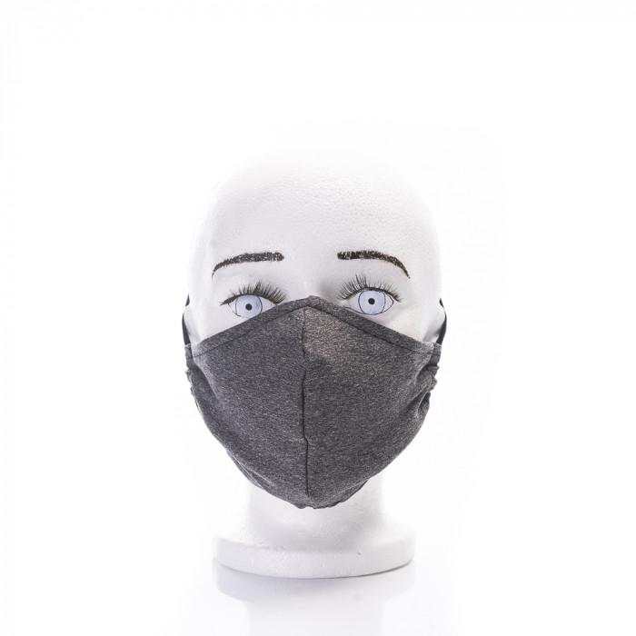 Masque de protection GRIS – Triple couche