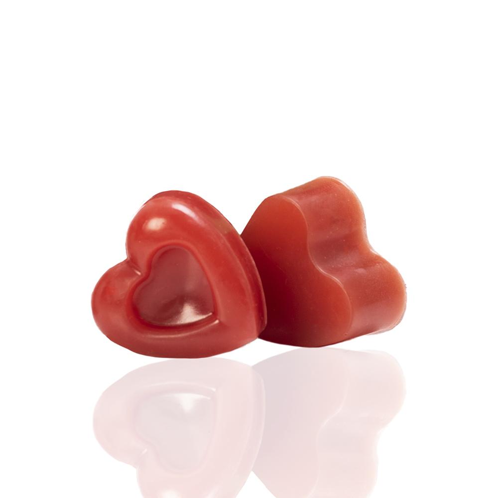 Savon Saint- Valentin  – Fraise et Chocolat